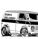 Don's Delivery – Cargo & Freight Company